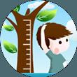 儿童身高体重标准表